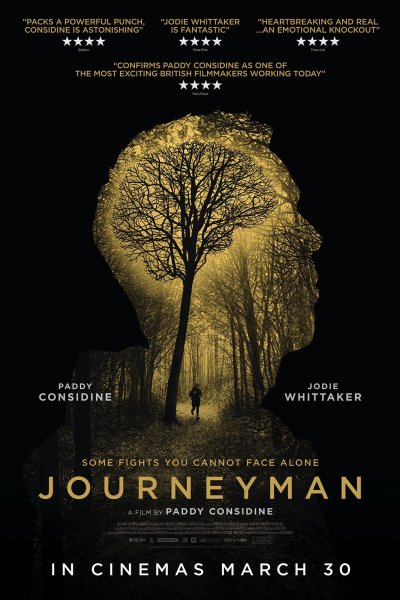 Journeyman New Film Poster