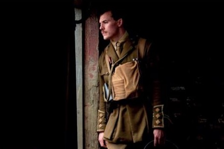 Journey's End Movie Sam Claflin