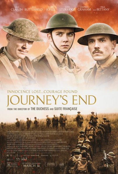 Journey's End New Film Poster