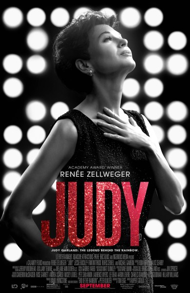 Judy New Poster