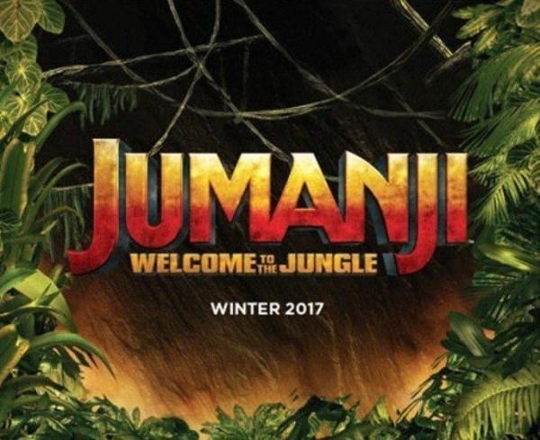 Jumanji Teaser