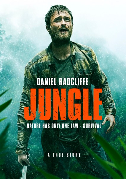 Jungle New Poster
