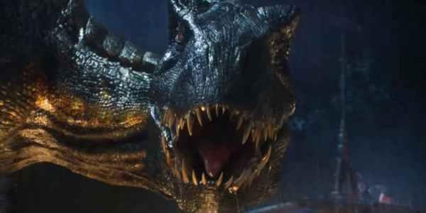 Jurassic World Fallen Kingdom 2018 Dinosaur Indoraptor
