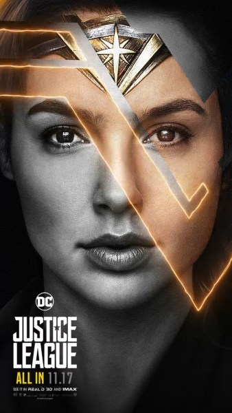 Justice League Movie - Wonder Woman
