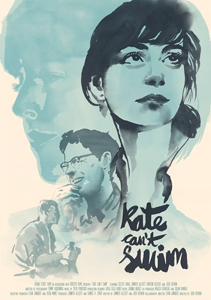 Kate Can't Swim Movie Poster