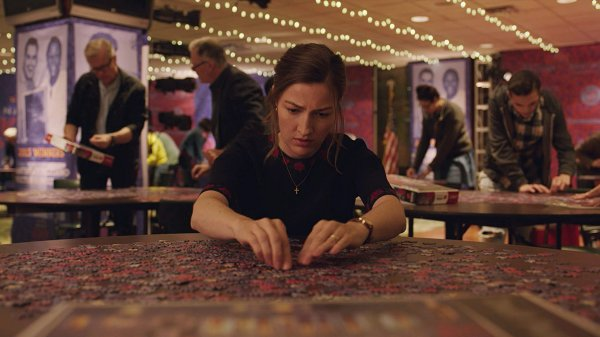 Kelly Macdonald in the movie Puzzle