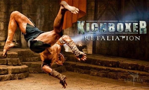 Kickboxer Retaliation movie - Alain Moussi
