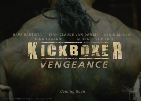 Kickboxer Vengeance movie