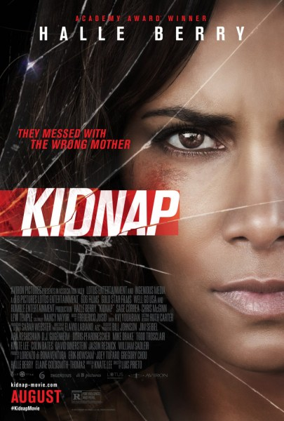 Kidnap Poster - They Messed With The Wrong Mother