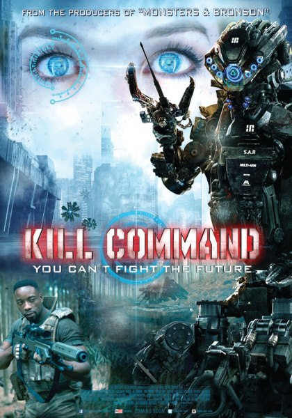 Kill Command New Poster