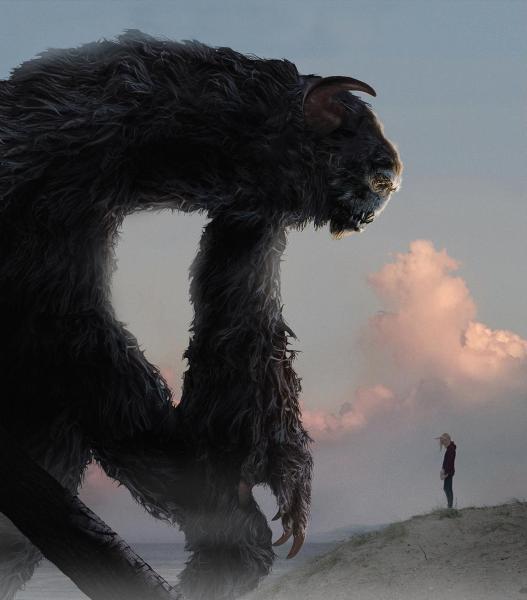 Kill Giants - Artwork