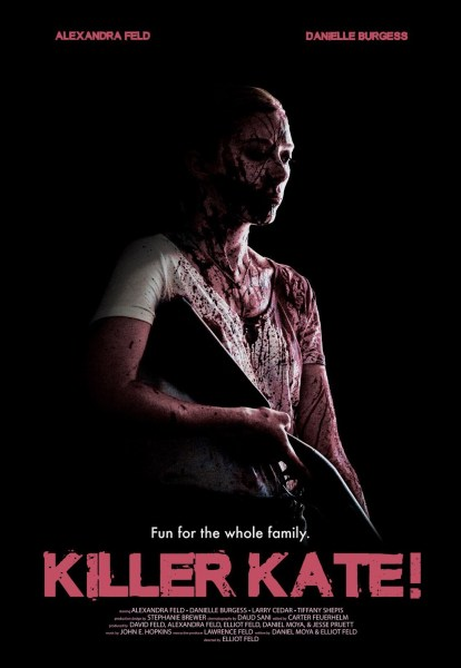 Killer Kate Movie Poster