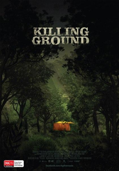 Killing Ground Movie Poster