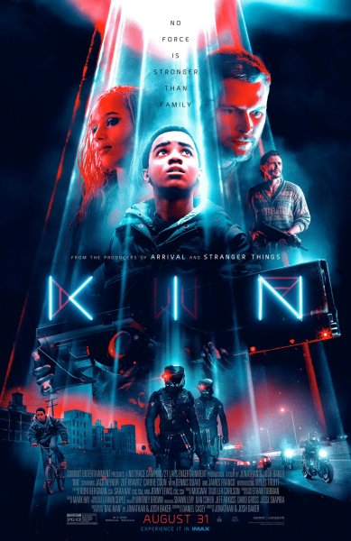 Kin New Film Poster