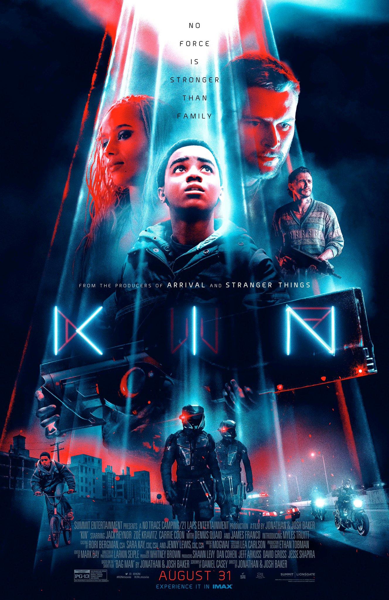 New Poster of Kin : Te...