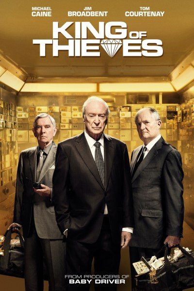 King Of Thieves New Film Poster