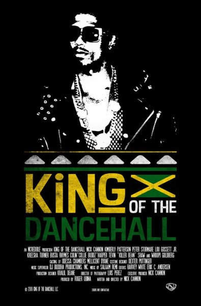 King Of The Dancehall Movie Poster