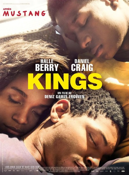 Kings French Poster