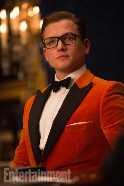 Kingsman The Golden Circle Movie Picture - Taron Egerton