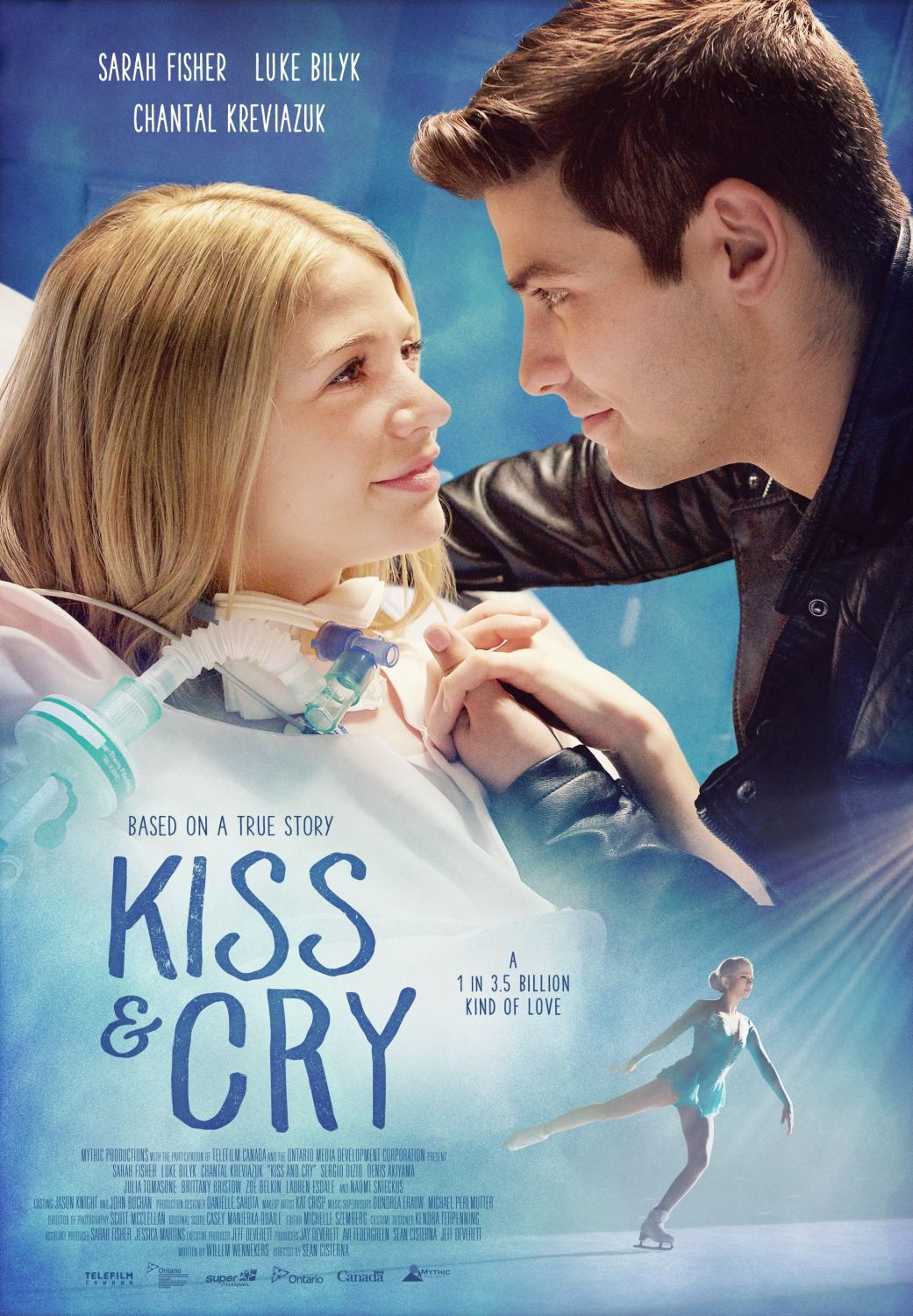 Image result for kiss and cry movie poster