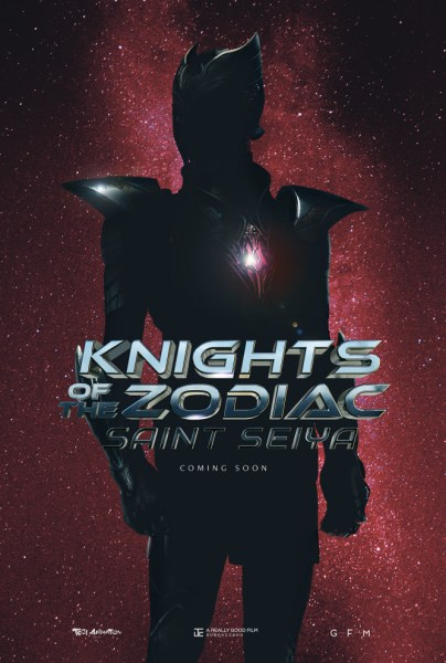 Knights Of The Zodiac Saint Seya Movie Poster