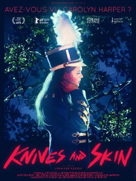 Knives And Skin French Poster