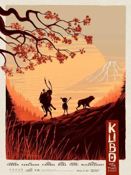 Kubo artsy poster
