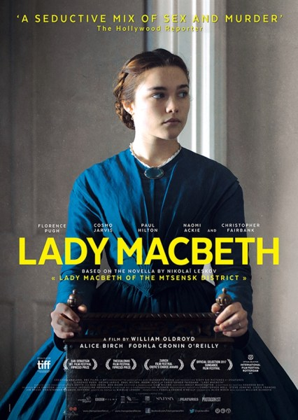 lady macbeth movie poster teaser trailer