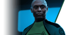 Lance Reddick - Oceanus Movie