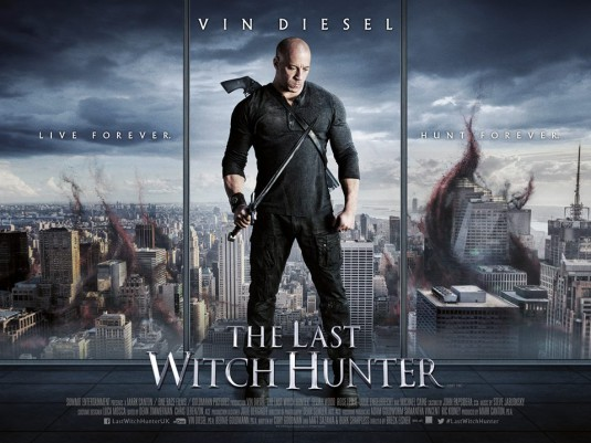 The Last Witch Hunter Teaser Trailer