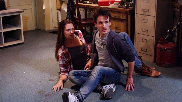 Laura James and Ryan Wesen in Axcellerator