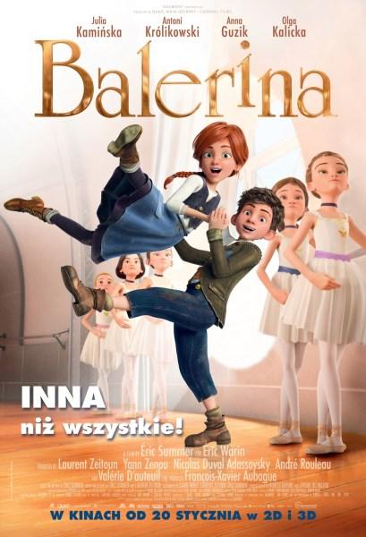 Leap Polish Poster