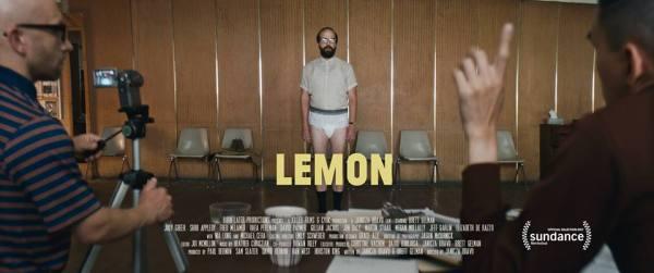 Lemon Teaser Poster