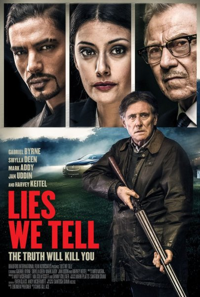 Lies We Tell Movie Poster