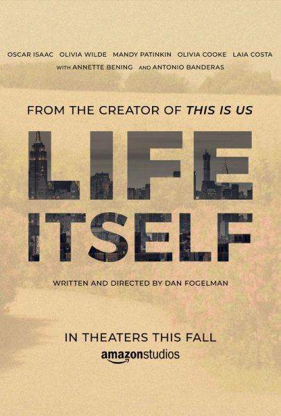 Life Itself Teaser Poster