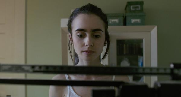 Lily Collins To The Bone Movie