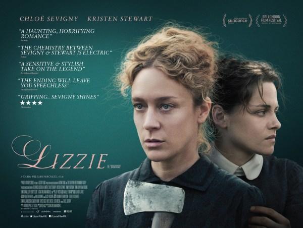 Lizzie UK Banner POster