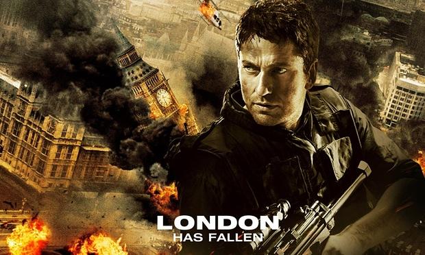фильм падения лондона 2016