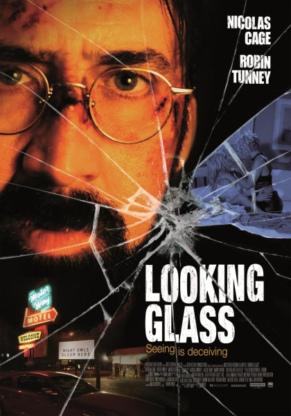 Looking Glass Dutch Poster