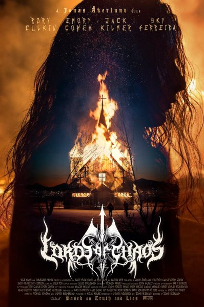 Lords Of Chaos Movie Poster
