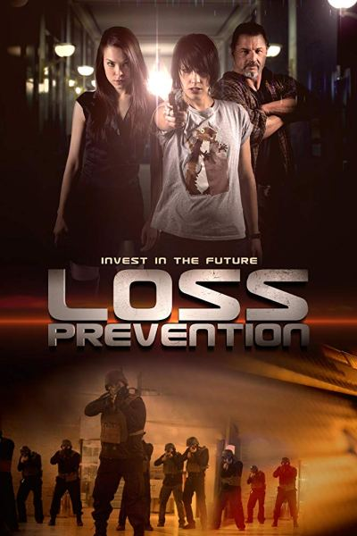 Loss Prevention Movie Poster