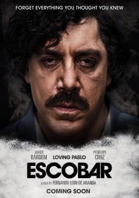 Loving Pablo Netherlands Poster