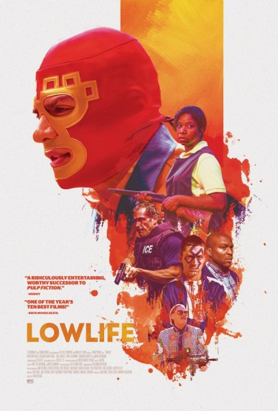 Lowlife New Film Poster