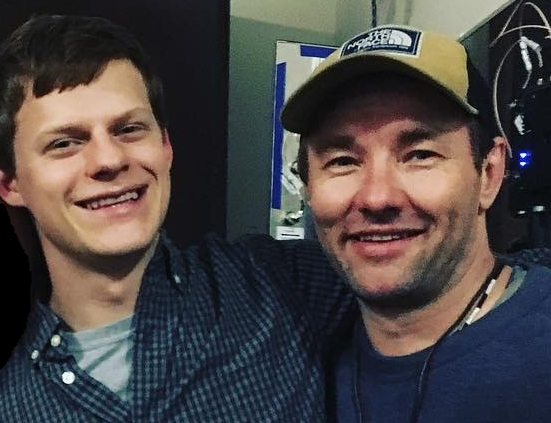 Lucas Hedges And Joel Edgerton - Boy Erased Movie