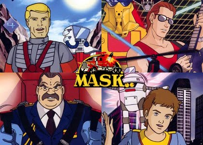 MASK Movie