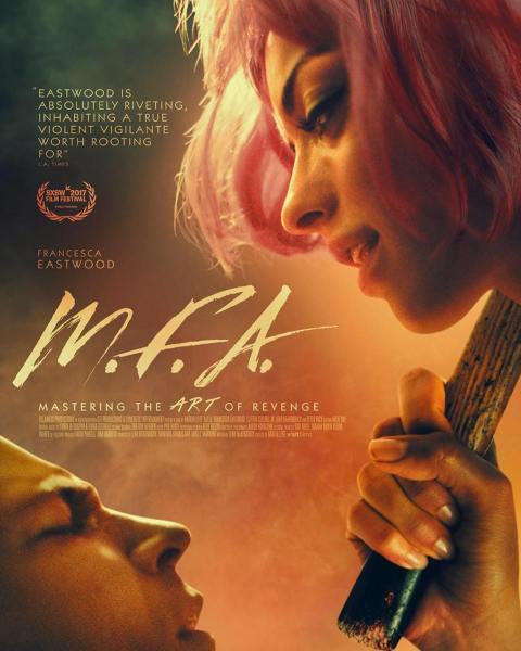 MFA International Poster