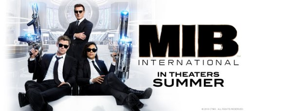 MIB International Movie