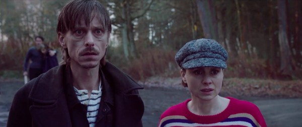 Mackenzie Crook And Laura Fraser In Tales From The Lodge