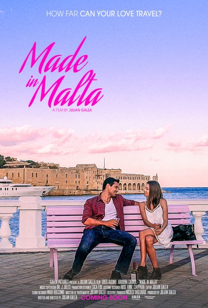 Made In Malta Movie Poster
