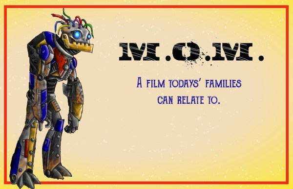 Mail Order Monster Movie M.O.M